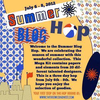 Summer Blog Hop Ad 600x600